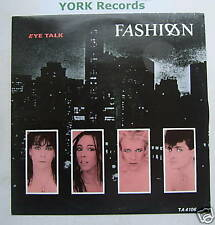 "FASHION - Eye Talk - Excellent Condition 12"" Single"