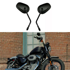 Motorcycle Long Stem Mirrors For Harley-Davidson Sporster 1200 Nightster Fatboy