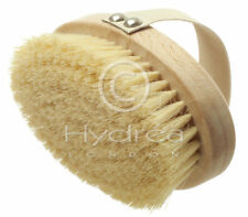 Hydrea Professional Dry Skin Body Brush With Cactus Bristles Hard Strength 0555
