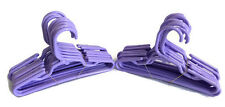 Dog Clothes Hangers Small Pet Clothes 7 inches wide 2 dozen 24 Lavender