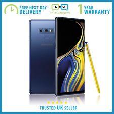 Samsung Galaxy Note 9 128GB Ocean Blue Dual SIM Unlocked 1 Year Warranty