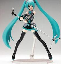 Figma 014 Hatsune future virtual singer Nirvana MIKU super moveable model