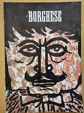 1954-IL BORGHESE-Direttore LEO LONGANESI-Anno V, Numero 29