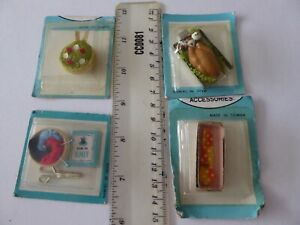 Vintage carded items...possibly Grandmother Stover lot 2