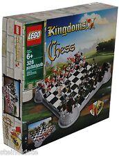 Lego ® serpentinos Chess-ajedrez ajedrez 853373 nuevo & OVP