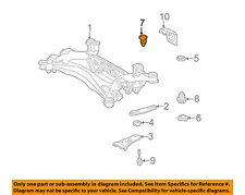 Lexus TOYOTA OEM 03-10 SC430 Rear Suspension-Susp Crossmember Cushion 5227130080