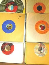 LOT of OVER 150 DIFFERENT SOUL 45 RPMs - MOSTLY EXCELLENT CONDITION