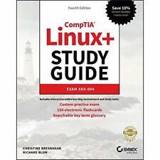 CompTIA Linux+ Study Guide: Exam XK0-004 - Paperback / softback NEW Bresnahan,