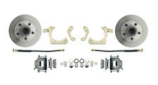 1955-1958 Bel Air, Impala Front Disc Brake Conversion Kit Standard Rotors