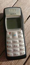 Nokia 1100 - Basic Mobile Phone - Torch Light - Good Condition - Unlocked