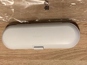 Philips Sonicare Toothbrush Travel Case - White Plastic
