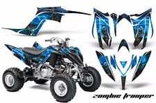Atv Grafik Kit Sticker für Yamaha Raptor 700r 2013-2018 Zombie