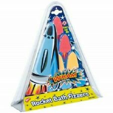 Bath Bomb Sweet Scented Wham Fizzer Rocket Bombs Set of 10 Gift Set