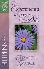 Experimenta la Paz de Dios by Elizabeth George (2014, Paperback)