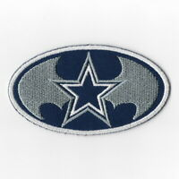 Dallas Cowboys [O] Iron on Patches Embroidered Badge Patch Applique Emblem FN