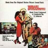 J.J. Johnson - Willie Dynamite Soundtrack NEW Sealed Vinyl LP Album Reissue