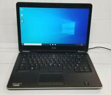 Dell Latitude E7440   i5-4300U  1.90GHz  8GBRAM 500GB HDD Win 10 (NOT BATTERY)