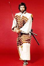 Richard Chamberlain Shogun 11x17 Mini Poster with samurai sword kimono