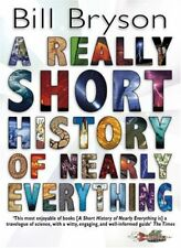 BOOK-A Really Short History of Nearly Everything,Bill Bryson