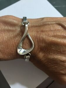 B4040 Australian Made Jewellery Small Size Bangle 5mm Wide Grove Band Bangle Solid Genuine 925 Sterling Silver
