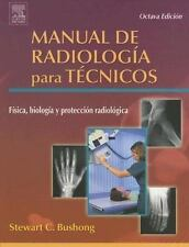 Manual de Radiologia para Tecnicos, 8e Spanish Edition