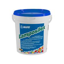 LAMPOSILEX MAPEI - Legante a presa rapida per il bloccaggio di infiltrazioni