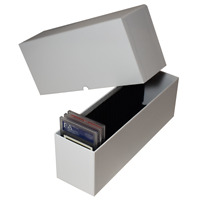 Guardhouse Graded Card Slotted Storage Travel Box Container Holds 25 PSA Slabs