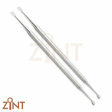 Set Of 2 Dental Tartar Removal Plaque Tartar Scraper Dentist Tooth Cleaning Tool