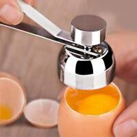 Egg Topper Cutter Knocker Egg Cracker Separator Egg Opener Kitchen Gadgets