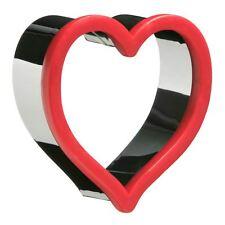 Premier Housewares Cookie Cutter, Heart, Stainless Steel 18/0