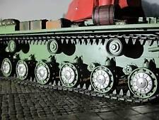 COPRIMOZZO RUOTE copertura carri armati RC kv1 kv-1 kw1 METALLO ACCESSORI trasformazione 1/16