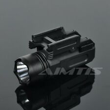 Airsoft Pistol Light QD Torch For Glock 17 18C 19 22 Tactical Gun Light