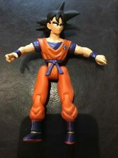 "Goku 5"" Figure Dragonball Z Mid-Production Stomp Cycle DBZ Irwin 2002 New"