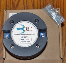 """Faital Pro HF10AT - 1"""" Pro Neodymium High Frequency Driver - New"""