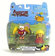 Cartoon Network Adventure Time Collectors Wizard Pack Finn Jake Safety Tested 4+