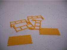 Matchbox Lesney #11D SCAFFOLD TRUCK Replacement Scaffolds 6 pcs, 2 flrs 4 racks.