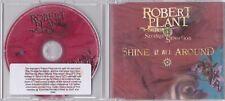 Robert Plant (Led Zeppelin) - Shine It All Around - Scarce 2005 UK 1trk promo CD