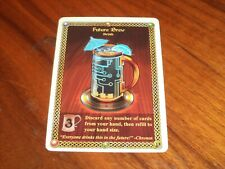 The Red Dragon Inn Future Brew Drink Promo Card Slugfest Games Promotional