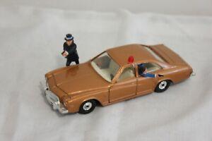Corgi Kojak Buick & original figures Vintage Toys