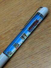 VINTAGE ADVERTISING FLOATING FLOATY FLOAT INK PEN- PARIS FRANCE