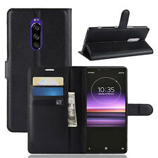 Sony Xperia 1 Phone Case Flip Cover Wallet Case Cover Case New