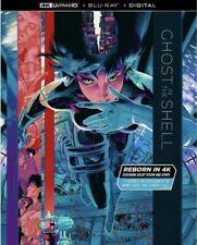 GHOST IN THE SHELL (1995) (4K Ultra HD/Blu-ray/Digital) Release 9/8/20
