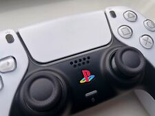 PlayStation 5 PS5 Pad Controller PS Classic Button Vinyl Overlay Sticker PS Logo