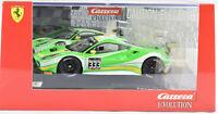 "Carrera ""Rinaldi Racing"" Ferrari 488 GT3 1/32 Scale Slot Car 27579"