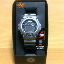 G-Shock Eric Haze DW-6900M-8T metallic CASIO watch silver Dead battery Unused