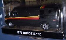 Greenlight County Roads 1976 Dodge B-100 hippie van Series 8 porthole window