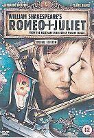 Romeo + Juliet [DVD] [1996], Excellent DVD, Jesse Bradford, Claire Danes, Brian