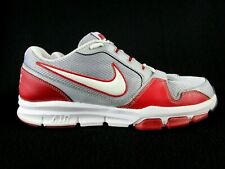 separation shoes 204b8 2f5fc Nike Air Trainer Flex Gray   Red Men s Running Shoes Sz 10.5 (429632