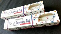 SANRIO Hello Kitty Cute Aluminum Foil  2 roll set kitchenware White design lunch
