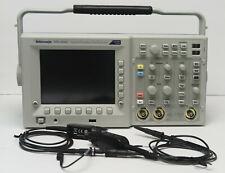Tektronix TDS3052C Digital Phosphor Oscilloscope, 500 MHz 2 Ch 5GS/sec, 2-P6139B